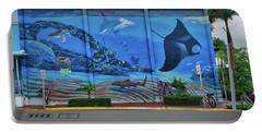 Living Reef Mural Portable Battery Charger