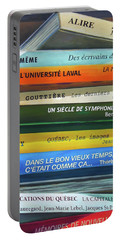 Livres ... Portable Battery Charger