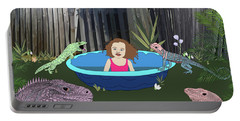 Lizard People Portable Battery Charger