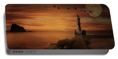Llight House By Moonlight Portable Battery Charger