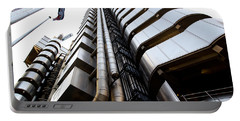 Lloyds Building London  Portable Battery Charger