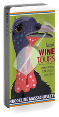 Local Wine Tours Portable Battery Charger