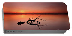 Loch Leven Sunset Portable Battery Charger
