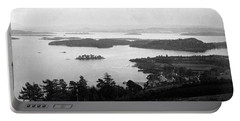Loch Lomond Islands From Above Luss Portable Battery Charger