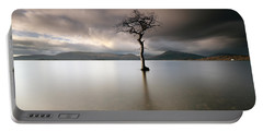Loch Lomond Lone Tree Portable Battery Charger
