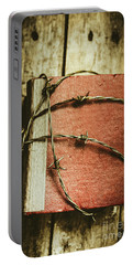 Locked Diary Of Secrets Portable Battery Charger