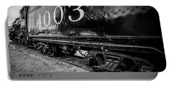 Locomotive Engine Portable Battery Charger