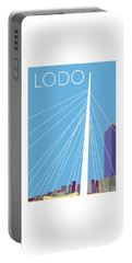 Lodo/blue Portable Battery Charger
