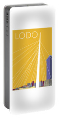 Lodo/gold Portable Battery Charger