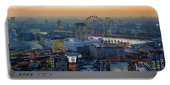 London At Sunset Portable Battery Charger