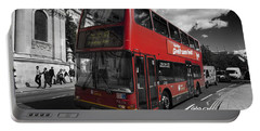London Bus Portable Battery Charger