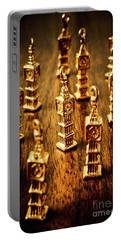 London Gold Portable Battery Charger