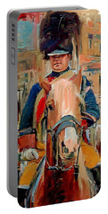 London Guard On Horse Portable Battery Charger