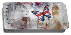 London Iconic Portable Battery Charger