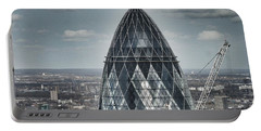 30 St Mary Axe  Portable Battery Charger