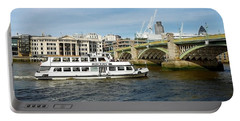 London River View Portable Battery Charger