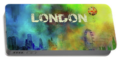 London - Skyline Portable Battery Charger