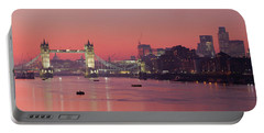 London Thames Portable Battery Charger