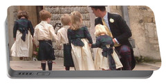 London Tower Wedding Portable Battery Charger