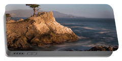 lone Cypress Tree Portable Battery Charger