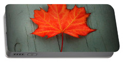 Lone Leaf Portable Battery Charger