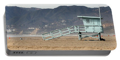 Lone Lifeguard Tower Portable Battery Charger