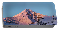 Lone Mountain Alpenglow Panoroama Portable Battery Charger