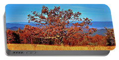 Lone Mountain Tree Portable Battery Charger