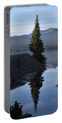 Lone Pine Reflection Chambers Lake Hwy 14 Co Portable Battery Charger