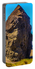 Lone Rock Oregon Beach Portable Battery Charger