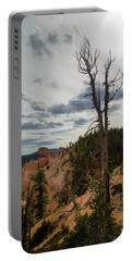 Lone Tree In Bryce Canyon Portable Battery Charger