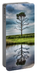 Lone Tree Reflected Portable Battery Charger