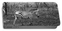 Lone Zebra Portable Battery Charger