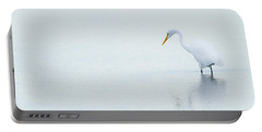 Lonely Egret Portable Battery Charger