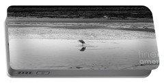Lonely Heron Portable Battery Charger