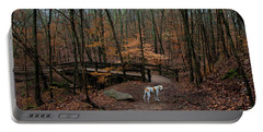 Lonely Hound Portable Battery Charger