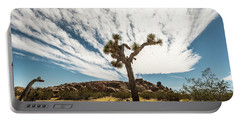 Lonely Joshua Tree Portable Battery Charger