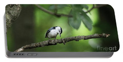 Lonely Nuthatch Portable Battery Charger