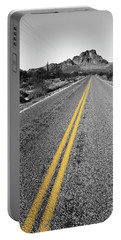 Lonely Road Portable Battery Charger