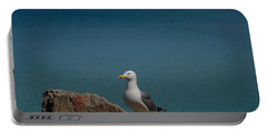 Lonely Seagull Portable Battery Charger