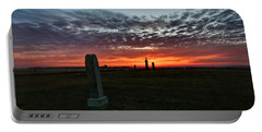 Lonely Sunset Portable Battery Charger