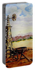 Lonesome Prairie Portable Battery Charger