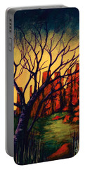 Lonesome Tree  Portable Battery Charger