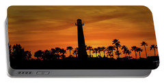 Long Beach Lighthouse Portable Battery Charger