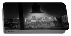 Long Beach Noir Portable Battery Charger