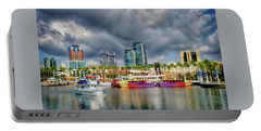 Long Beach Shoreline Marina Portable Battery Charger