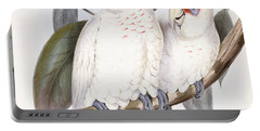 Long-billed Cockatoo Portable Battery Charger