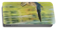 Long-billed Dowitcher 4799-091917-1cr Portable Battery Charger