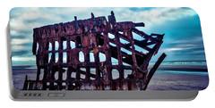 Long Forgotten Shipwreck Portable Battery Charger