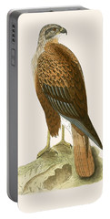 Long Legged Buzzard Portable Battery Charger by English School